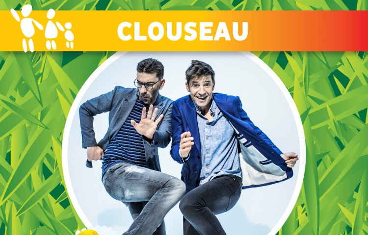 Clouseau op boerenrock