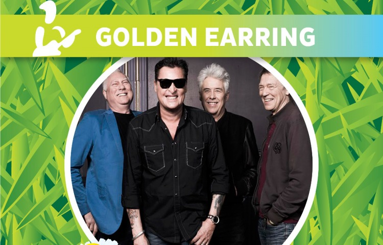 Golden Earring op Boerenrock
