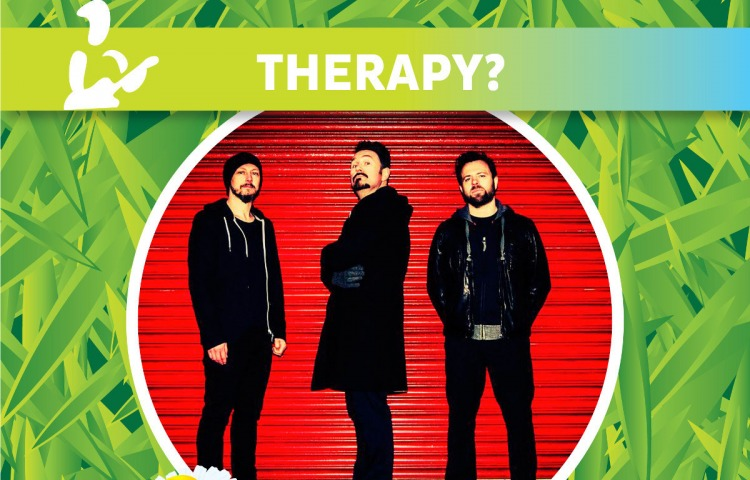 Therapy? op Boerenrock