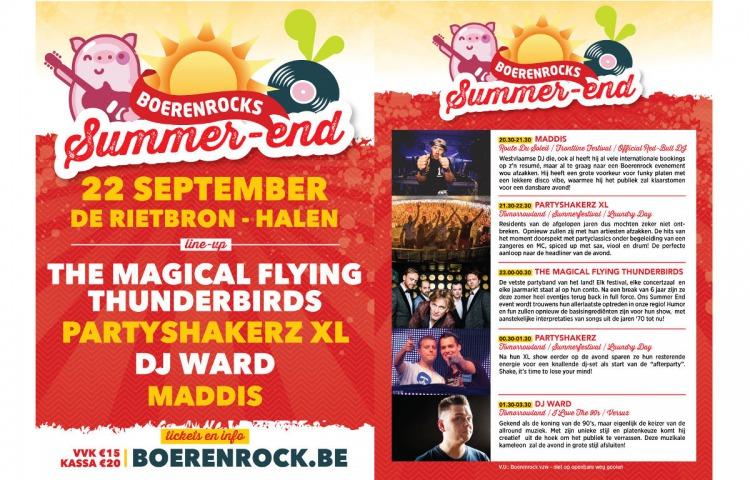 Tickets boerenrock